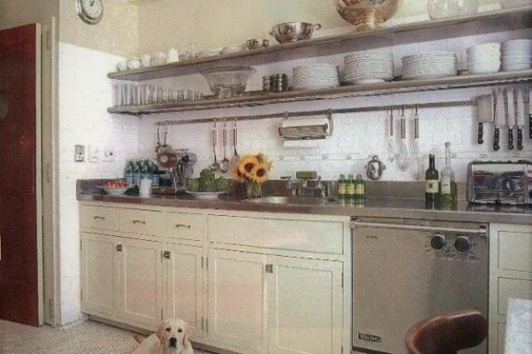 Art Deco kitchen 1